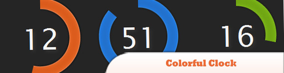 top 13 collection of jquery digital clock with demo and downloads